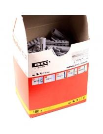 Tacos S caja de 100 Fischer