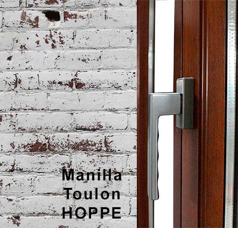 Manilla para puerta