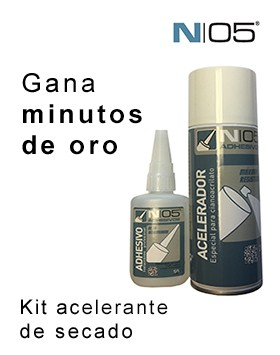 Kit acelerante de secado Nexo05